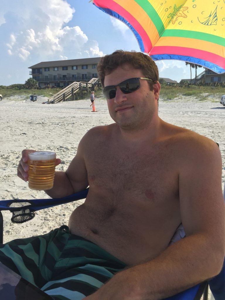 """""""Beer me"""""""